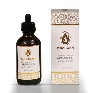 ARGAN OIL 100% pure, Organic, Moroccan 4 Oz